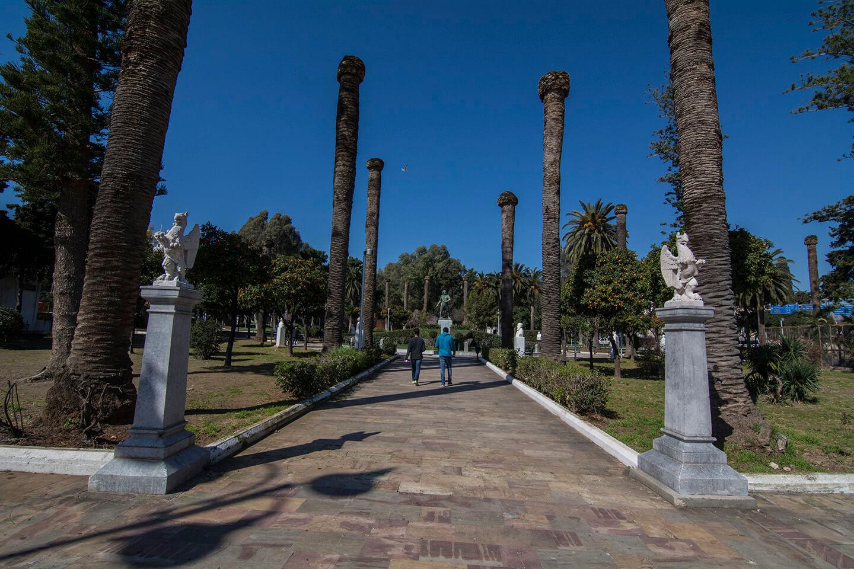 Chios City Vounaki Square
