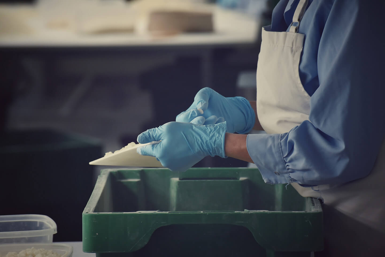 Recleaning mastiha process in mastiha growers association factory
