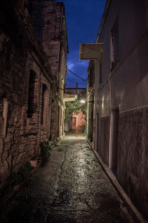 Mesa Didima, a medieval village in south Chios